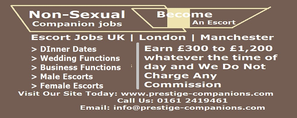 Image of Escort jobs uk London Manchester