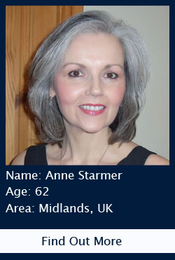 image of Hire 62 years Female escorts Anne Stramer uk